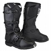 Shot X10 2.0 MX Boots Black